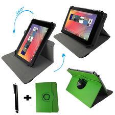 7.8 pulgadas Tablet bolsa-alcatel 1t 7 funda estuche - 360 ° verde