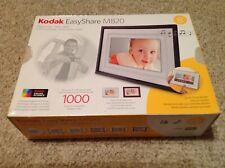 """Kodak EasyShare M820 Digital Picture Frame 8"""" LCD 2008"""