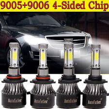 90059006 Cree Led Headlight Bulbs Kit Beam For Honda Civic Accord Coupe Sedan