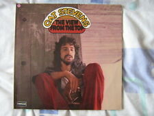 CAT STEVENS DOUBLE LP GERMANY THE VIEW FROM THE TOP