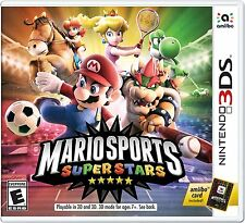 Mario Sports Superstars (nintendo 3ds 2017)