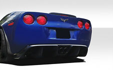 05-13 Chevrolet Corvette C6 Duraflex GT Racing Rear Diffuser 5pc Body Kit 109789