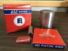 BSL Piston Kit Yamaha Exciter Stx 340 1976-1978 .020 Oversize