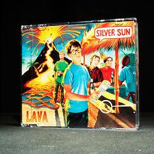 Silver Sun - Lava - music cd EP