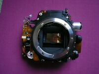 Original Mirror Box Assembly Unit Replacement Part For Nikon D7000 Camera