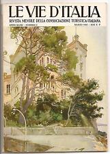 TRIESTE - Il Castello di Miramare del pittore Aldo Raimondi ( MARZO 1941 )