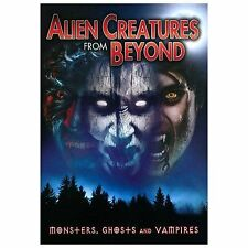 Alien Creatures from Beyond: Monsters, Ghosts and Vampires (DVD, 2014)