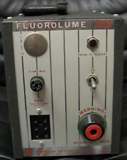 Fluorolume Power Supply Cat. 645P, American Optical Corp.