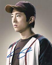 Steven Yeun + AUTOGRAFO + The Walking Dead + MAGAZZINO 13 + + The Big Bang Theory