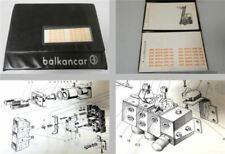 Balkancar EB634.28.12 - EB654.45.17 Gabelstapler Ersatzteilliste 1977