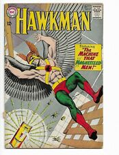 HAWKMAN 4 - VG 4.0 - ORIGIN AND 1ST APPEARANCE OF ZATANNA (1964)
