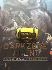 Virtual Toys The Dark Zone Agent Yellow Hazardous Bag loose 1/6th scale