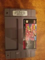 The Great Circus Mystery Starring Mickey and Minnie (Super Nintendo, 1994 SNES)
