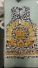 Authentic  Versace T- Shirt  Canotta  Baroque  size 48