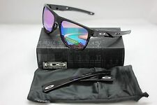 NEW OAKLEY CROSSRANGE XL SUNGLASSES | POLISHED BLACK / PRIZM GOLF | 9360-0458