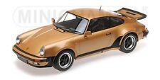 Porsche 911 turbo 1977 bronce met. 1:12 Minichamps