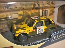 Eligor 101132 - Renault 5 Alpine #90 Equipe Militaire - 1:43 Made in China