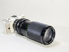 80-200mm= lens 430-1120mm zoom lens HD on  Pentax Q PQ Q-S1 Q10 Q7