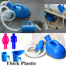 2000ML Men Woman Portable Potty Pee Bottle Tube Hospital Blue Urinal Collector