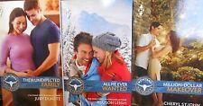 Montana Mavericks Harlequin Romance Three pack new paperback set #433