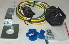 Calterm 4 Pole Round Pre Wired Boat Trailer Connector Kit 8044 / TR-44