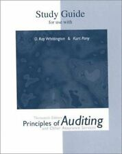 Study Guide for use with Principles of Auditing and Other Assurance Services Wh
