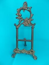 BRASS METAL STAND-FOR PAINTINGS-PICTURES