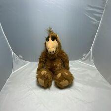 "Alf Alien18"" Plush Stuffed Animal Brown 80's TV Show 1986 Rare Vintage Toy Doll"
