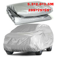 Full Car Cover Waterproof Windproof Dustproof for Cadillac CT5 2019-2021