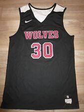 Desert Mountain High School Wolves DMHS #30 Basketball Team Nike Jersey SM S