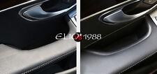 2* Front Door Armrest storage box Holder for Mercedes Benz GLC Class X205 15-16