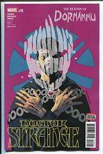 Doctor Strange #16 - Kevin Nowlan Cover - Marvel Comics/2017