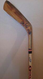 1997 Philadelphia Flyers Signed Paul Coffey Hockey Stick W 10 Signatures