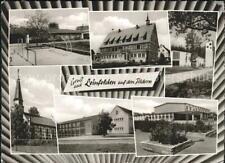 41811841 Leinfelden Kirche Spielplatz Haeuser Leinfelden