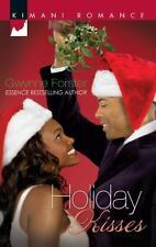 Holiday Kisses (Kimani Romance) by Forster, Gwynne