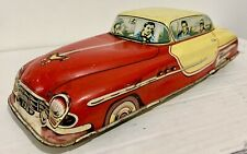 "J.Höfler BUICK ""ROAD CRUISER H-136"" Tin Litho Car Made In Western Germany 1950s"