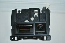 2009-2012 AUDI A4 B8 Quattro FRONT CONSOLE ASHTRAY & POWER OUTLET OEM