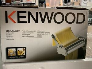 BRAND NEW Kenwood SPAGHETTI METAL PASTA CUTTER AT974A Attachment
