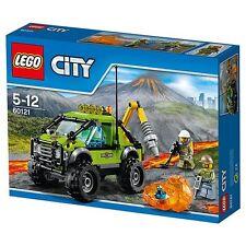 Lego City Volcano Exploration Truck Ref. 60121 - New Boxed
