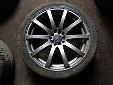ALFA ROMEO JTDM - 2007 2008 2009 2010 - SINGLE ALLOY WHEEL & TYRE 225/40/ZR18