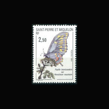 St. Pierre & Miquelon, Sc #554,  MNH, 1991, Butterfly, Insects, CL154F
