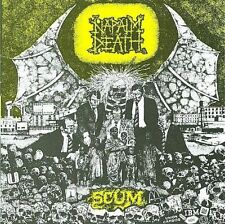 NAPALM DEATH - SCUM NEW CD