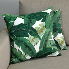 Tommy Bahama, Palms Aloe, Palm Leaf Cushion Cover 45x45cm