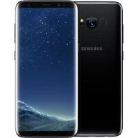 Samsung Galaxy S8+ Plus 64GB G955 Unlocked Smartphone Black Free Express Post