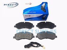 FORD TOURNEO CUSTOM 2.2 TDCi ALLIED NIPPON FRONT BRAKE PADS