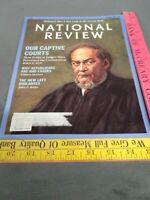 National Review Magazine December 8, 1989 XLI NO. 23