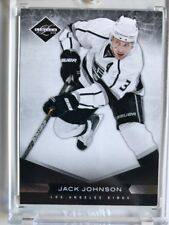 2011 - 12 Jack Johnson Limited Hockey Card Serial Numbered #260/299