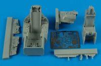 Aires 1/48 F-16C Barak Block 40 Cockpit Set for Kinetic kit # 4514