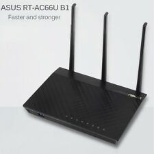 ASUS RT-AC66U B1 Wireless Internet Router Dual Band WiFi Gigabit Ethernet 2 USB