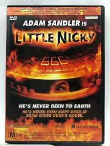 Little Nicky - DVD - AusPost with Tracking